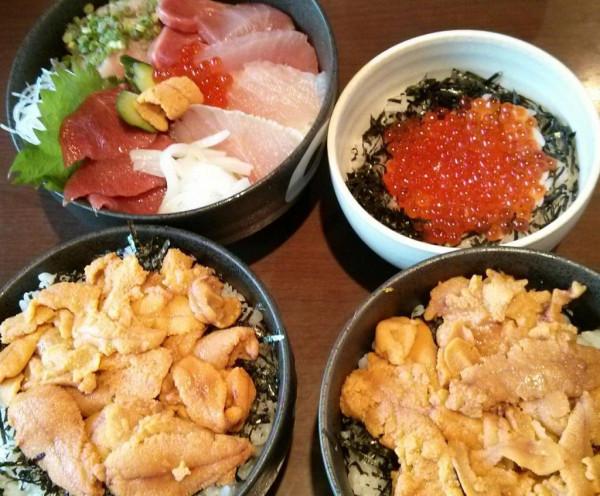 静岡の海鮮丼:140722kisen