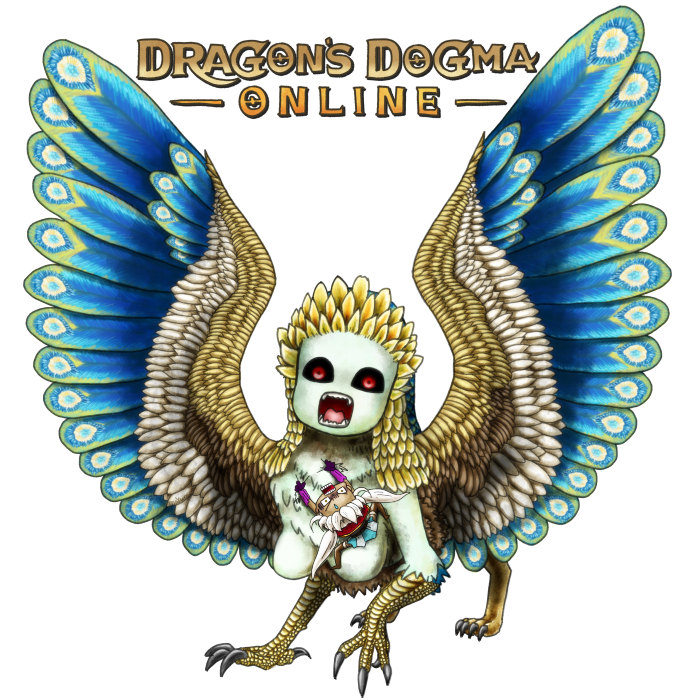 ドラゴンズドグマオンライン:スフィンクスと私