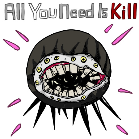 「All You Need Is Kill」がおもしろい!