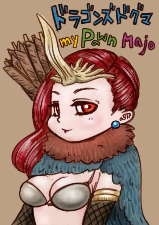 ドラゴンズドグマ:myPawn majo