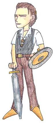 game:EverQuestのhataのキャラクターバグラント君です